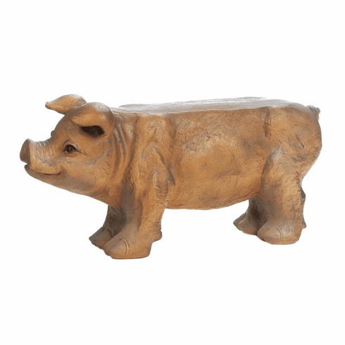 Small Pig Bench