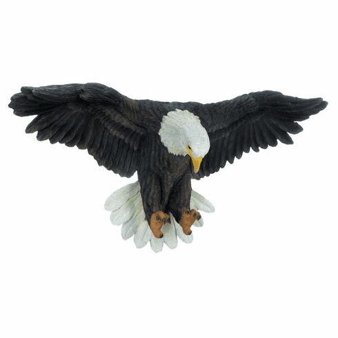 Soaring Bald Eagle Wall Decoration Wholesale At Koehler Home Decor
