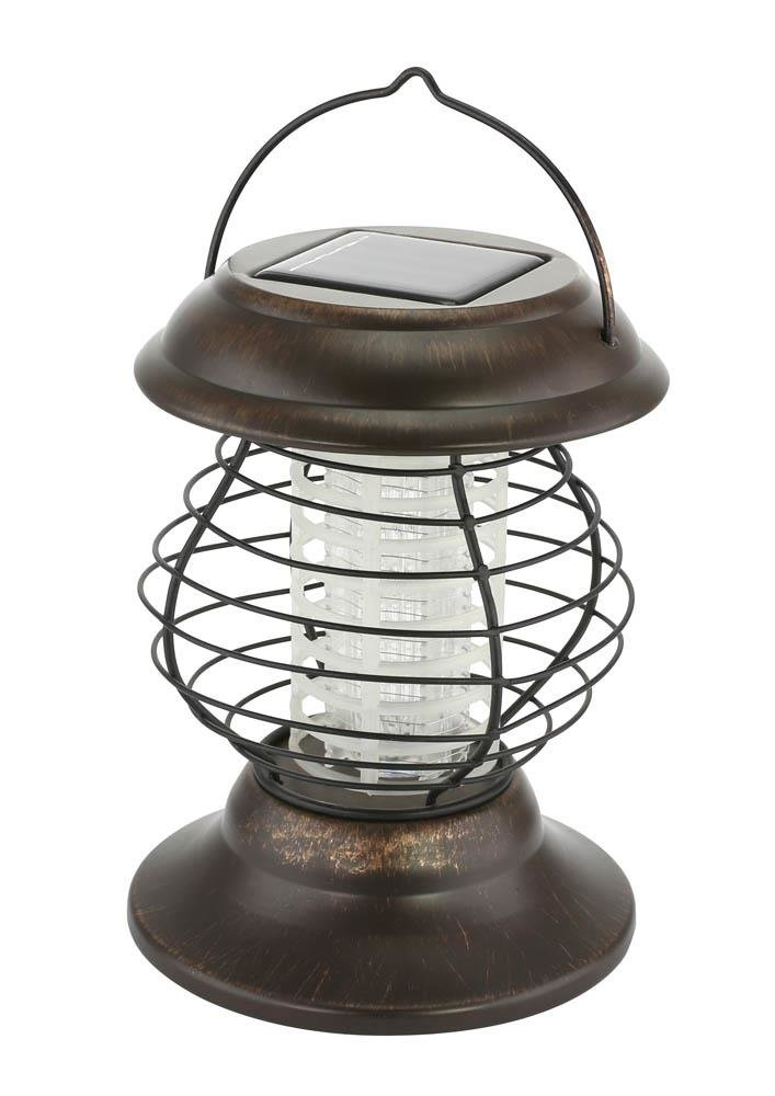 Solar Bug Zapper Lantern Wholesale at Koehler Home Decor