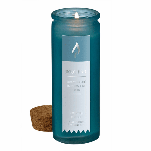 Soothing Scent Tincture Bottle Candle