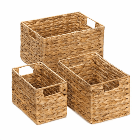 Straw Nesting Baskets
