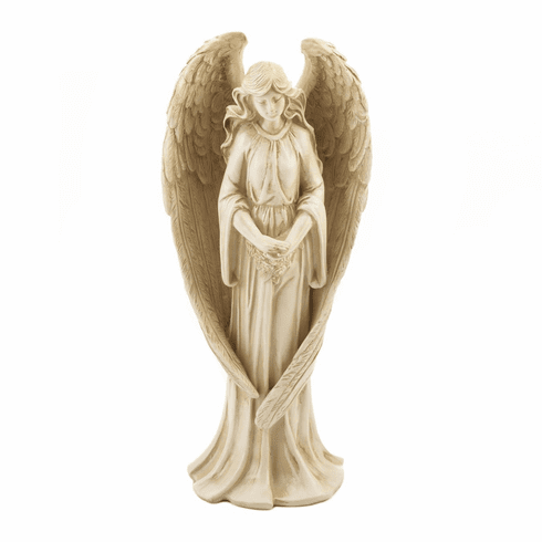 Traditional Angel Figurine