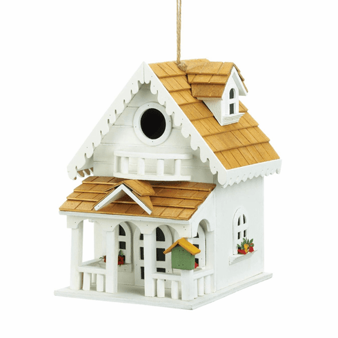 Two Story Happy Home Birdhouse