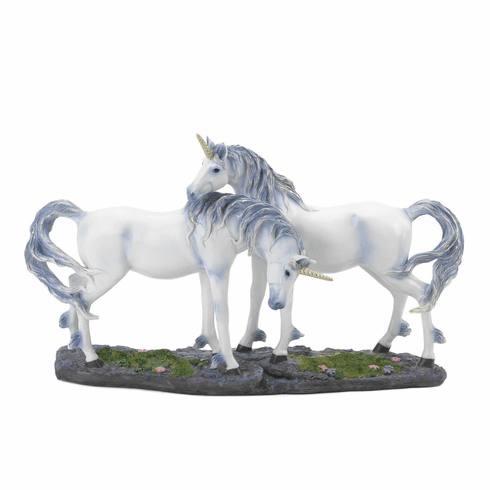 Unicorn Lover Figurine