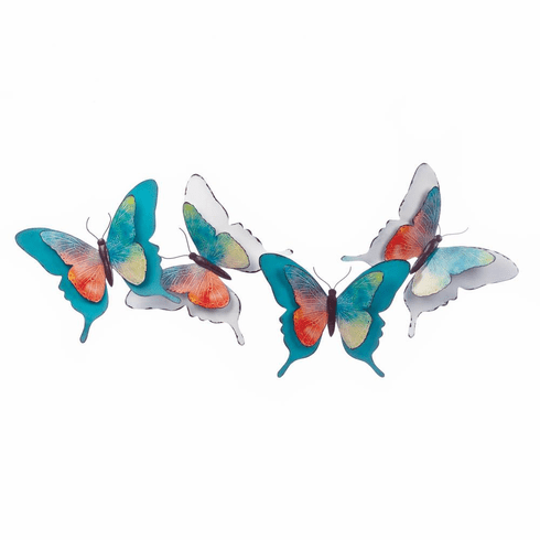 Watercolor Butterfly Wall Decor