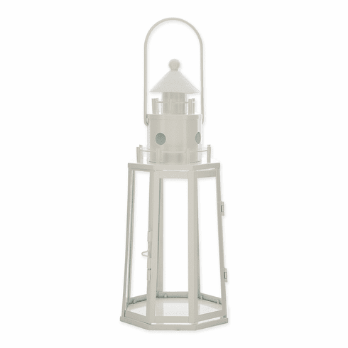White Lighthouse Lantern