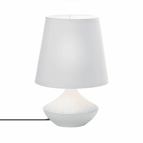 White Table Lamp