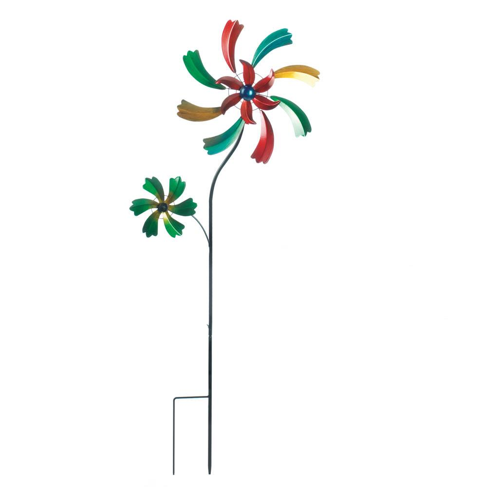 Wildflower Windmill Wholesale At Koehler Home Decor