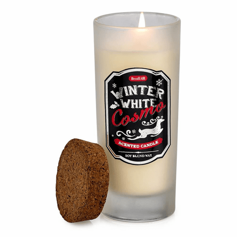 Winter Cosmo Highball Scented Candle