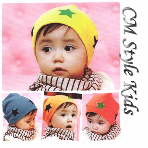 Cutie Star Baby Children's / Kids Snug Beanie Hat 8M~36M