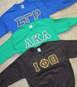 Crewneck Sweatshirts with Year