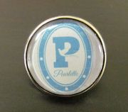 Pearlette Small Circle Logo Pin *NEW*