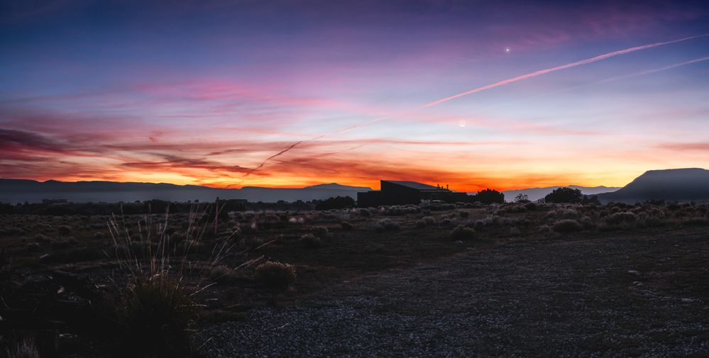 Abiquiu Sunrise