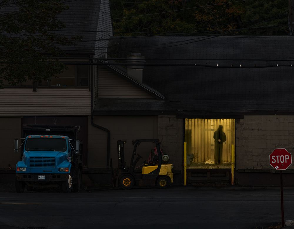 Looking Out