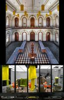 Great Hall/Yellow