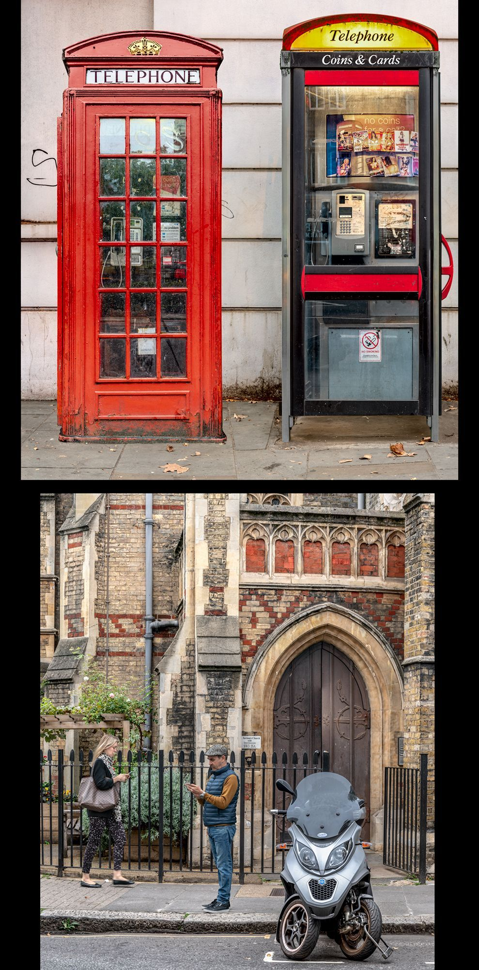 Booths/Saviour's Church