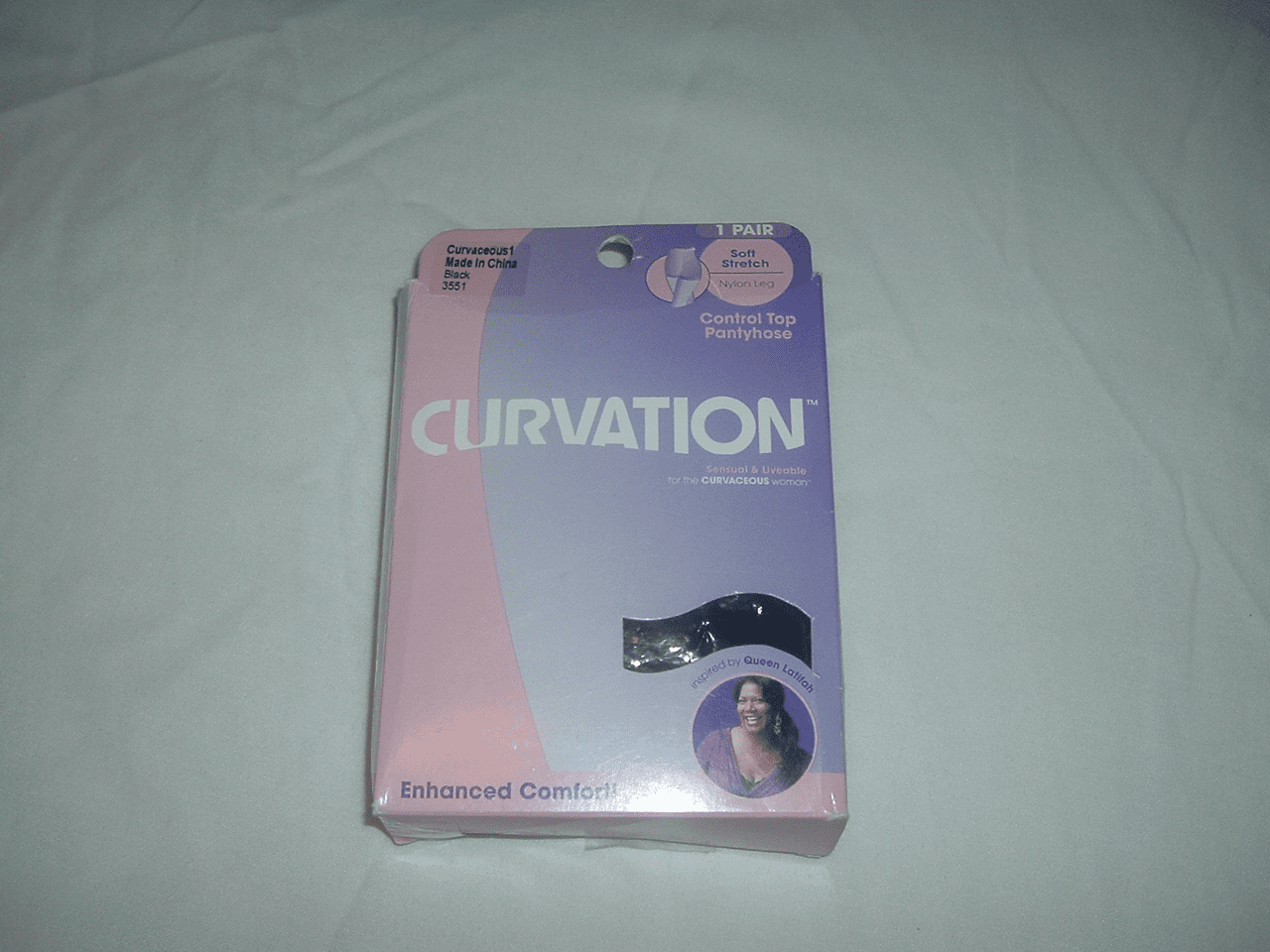 Curvation Soft Stretch Knee Highs (4-Pair Pack ) Limited Supply