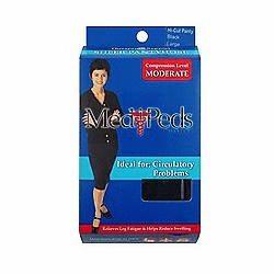 Medi-Peds Therapeutic Support Sheer Pantyhose(Limited Supply)