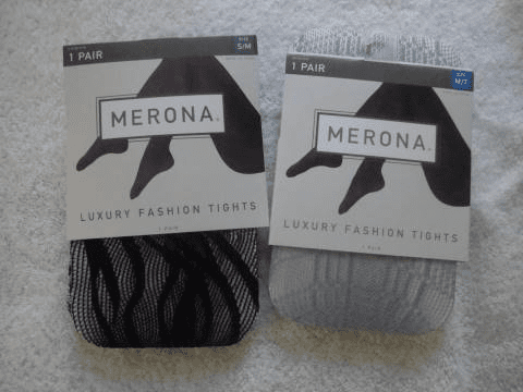 Merona Brand Luxury Fashion Tights