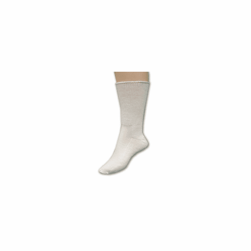 NEW! Medi-Peds Extra Wide Diabetic Crew Sock(Supplies Limited)