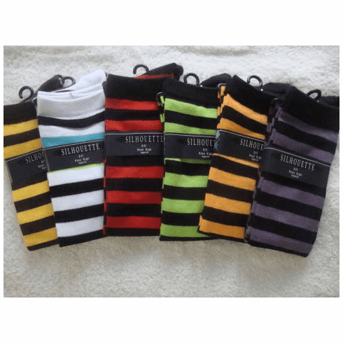 Silhouette Brand Knee High Socks