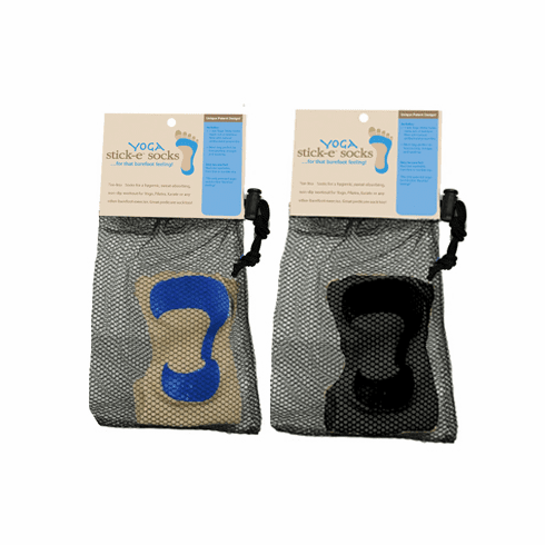 Size Yoga Stick-E Socks(Limited Supply Available!)