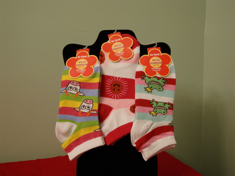 Yes Coco Computer Socks Low Cut