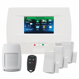 $0-Down Honeywell LYNX Touch L5210 Security Systems