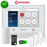$0-Down Honeywell Lyric Dual-Path (WiFi & Rogers 3G) Wireless Security System Kit