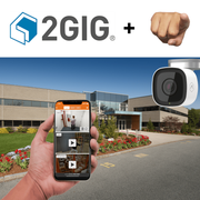 2GIG Commercial Business Video Surveillance Services