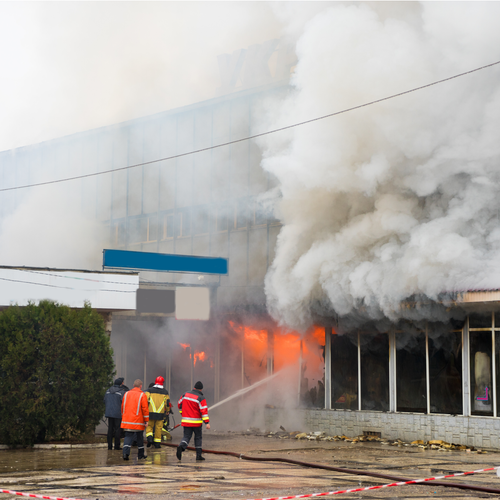 Commercial Fire Cellular Alarm Monitoring Services