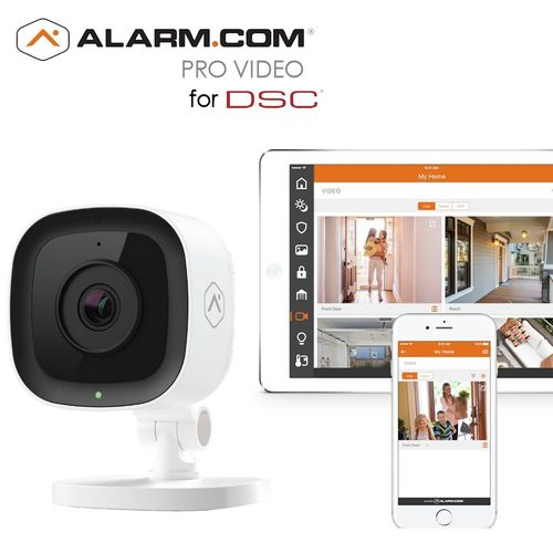 DSC Residential Home Video Surveillance Services (Powered by Alarm.com)