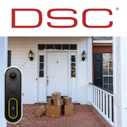 DSC Standalone Video Doorbell Monitoring Services