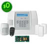 $0-Down Honeywell L3000 Cellular 3/4G Wireless Alarm System