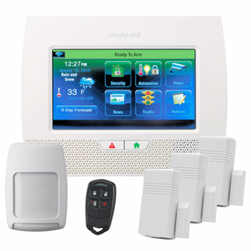 $0-Down Honeywell LYNX Touch L7000 Security Systems