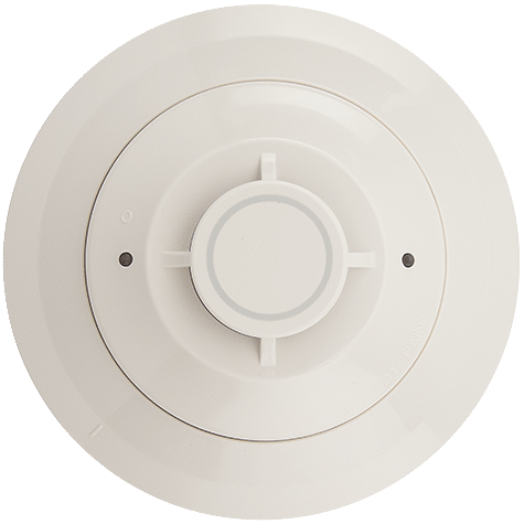 5151 - Honeywell System Sensor Hardwired Heat Detector (w/Fixed and Rate-of-Rise Temperature)