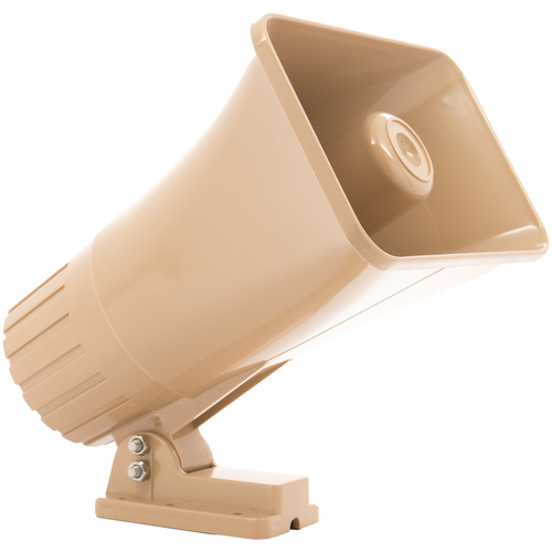 702 - Honeywell Hardwired Alarm Siren (Indoor/Outdoor, Self-Contained, 118dB)