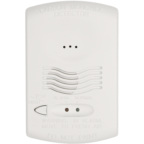 CO1224T - Honeywell System Sensor Hardwired 4-Wire Carbon Monoxide Detector