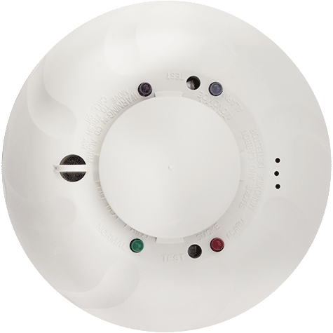 COSMO-2W - Honeywell System Sensor 2-Hardwired i4 Smoke and Carbon Monoxide Detector