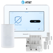 Honeywell Home ProSeries PROA7 Cellular Wireless Security System Kit (for AT&T LTE Network)