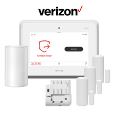Honeywell Home ProSeries PROA7 Cellular Wireless Security System Kit (for Verizon LTE Network)