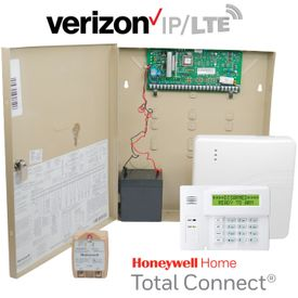 Honeywell Home VISTA 20P Hardwired Dual-Path Control Panel Swap-Out Kit (for Verizon LTE Network)