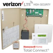 Honeywell Home VISTA 20P Hardwired High-Security Cellular Control Panel Swap-Out Kit (for Verizon LTE Network)