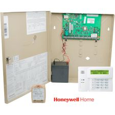 Honeywell Home VISTA 20P Hardwired Phone/VoIP-Line Security System Kit