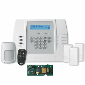 Honeywell Home LYNX Plus L3000 Cellular 3/4G Wireless Alarm System