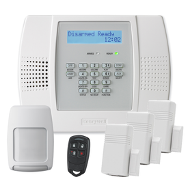 Honeywell LYNX Plus L3000 Security Systems