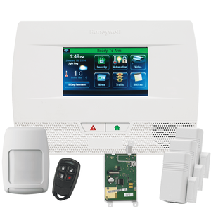 Honeywell Home LYNX Touch L5210 Cellular 3/4G GSM Wireless Alarm System