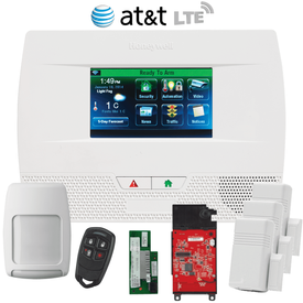 Honeywell Home LYNX Touch L5210 Dual-Path (WiFi & AT&T LTE) Wireless Alarm System