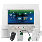 Honeywell Home LYNX Touch L7000 Broadband Internet Wireless Security System Kit