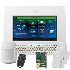 Honeywell Home LYNX Touch L7000 Cellular 3/4G GSM Wireless Alarm System